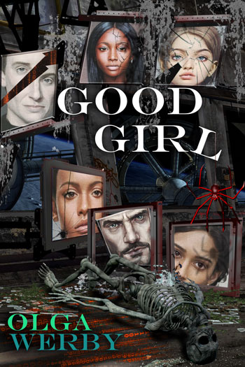 "Book Cover for ""Good Girl"""