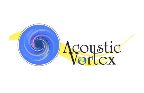 Logo for Acoustic Vortex