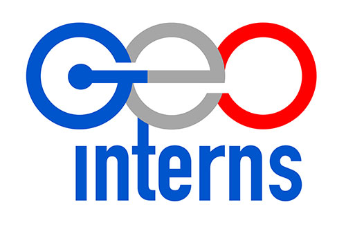 Logo for GEOinterns