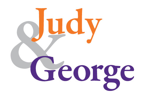Logo for Judy and George Corporate Communications