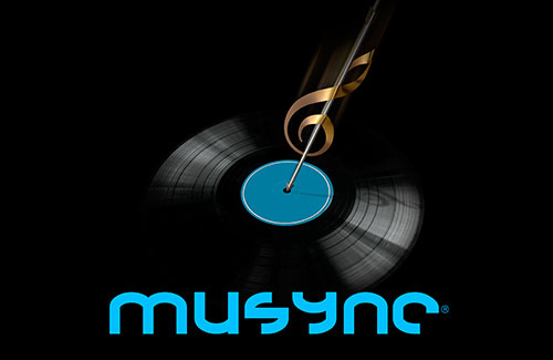 Logo for Musync