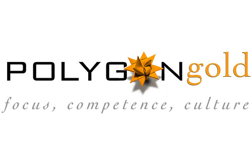 Logo for Polygon Gold