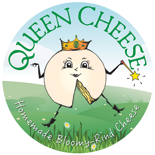 Label for Queen Cheese