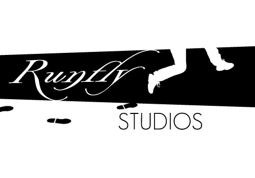 Logo for RunFly Studios