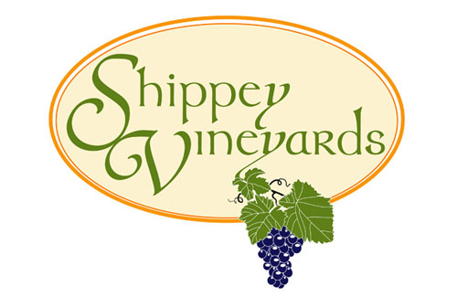Logo for Shippey Vineyards