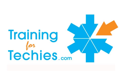 Logo for Training for Techies