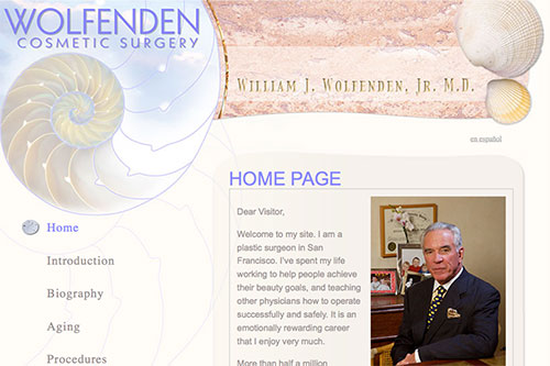 Wolfenden Cosmetic Surgery Home
